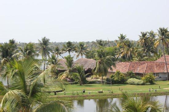 Vasundhara Sarovar Premiere: View of the Resort