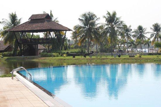 Vasundhara Sarovar Premiere: Pool & Yoga Deck