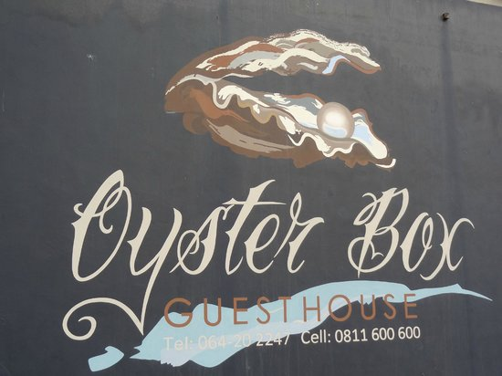 Oyster Box Guesthouse: The Oyster Box