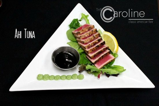 The Caroline : Ahi Tuna