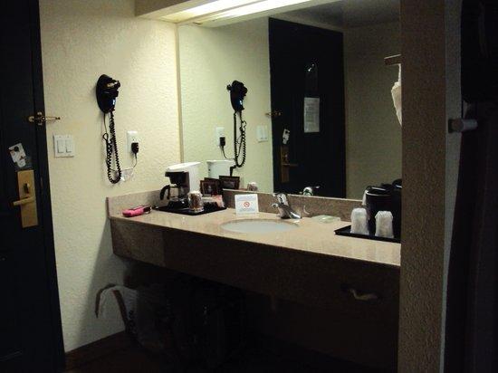Country Inn & Suites By Carlson, Miami (Kendall): Pia com espaço
