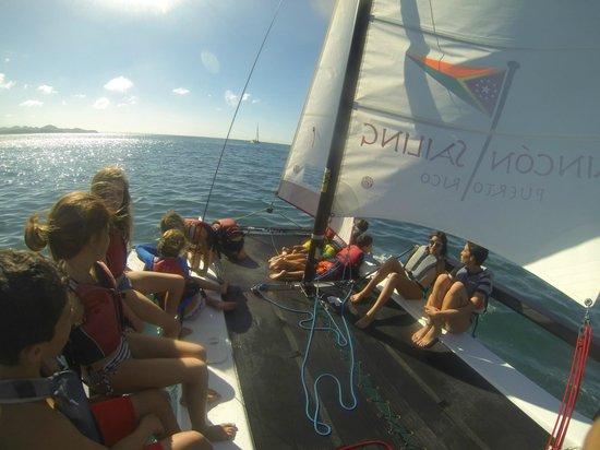 Rincon Sailing Hobie Getaway Coastal Tour