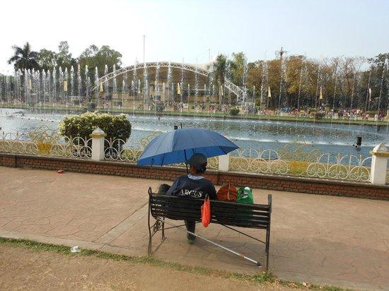 BEST WESTERN Hotel La Corona: Parc Rizal
