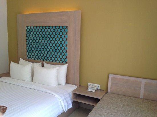 Aquarius Star Hotel: Nice room ... Lovely ��