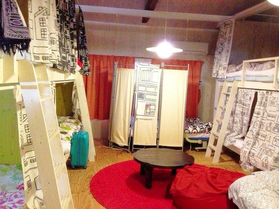 Imazato Guest House: Our room