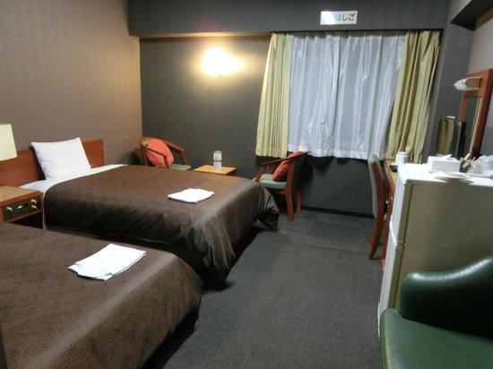 Hotel Livemax Yokohama Tsurumi: 部屋