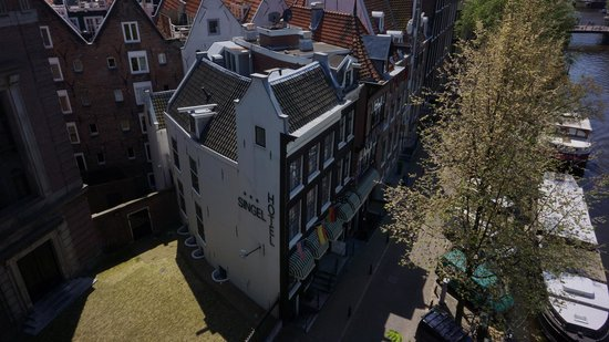 Photo of Singel Hotel Amsterdam