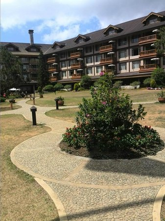 The Manor at Camp John Hay: The Manor