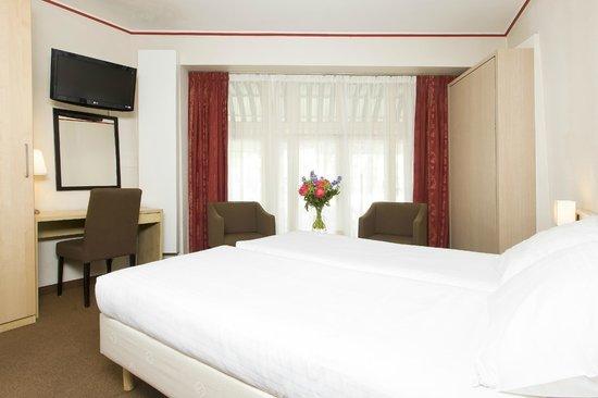Singel Hotel Amsterdam : Deluxe room