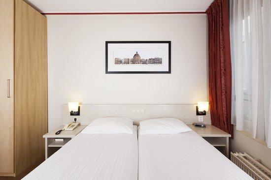 Singel Hotel: Twin room
