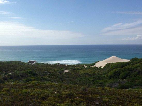 De Hoop Collection Nature Reserve: Direkt am Meer