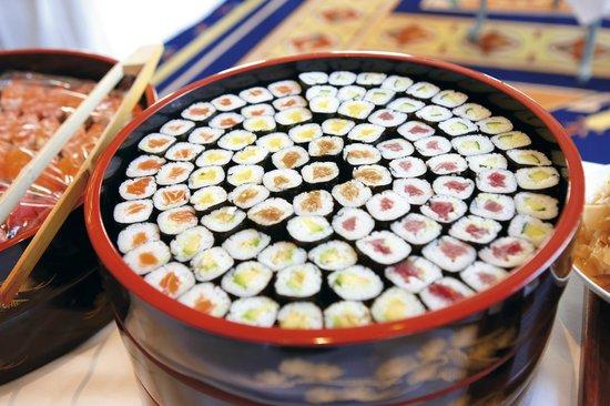Bel-Air: Sushi
