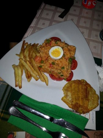 Restaurante Mi Rincon: Arroz con pollo