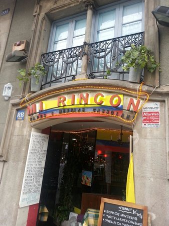 Restaurante Mi Rincon: Rest. Mi rincon