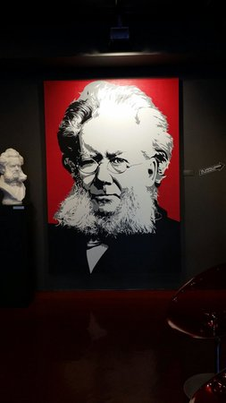 The Ibsen Museum : Ibsenmuseet