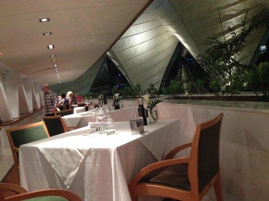H10 Playa Meloneras Palace: restaurante Gaudí