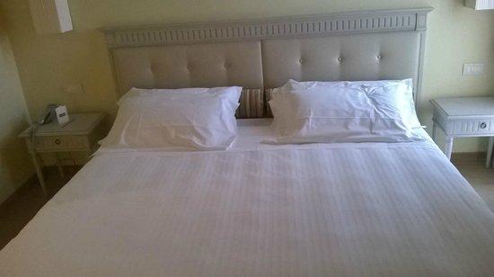 Hotel Certaldo: Letto
