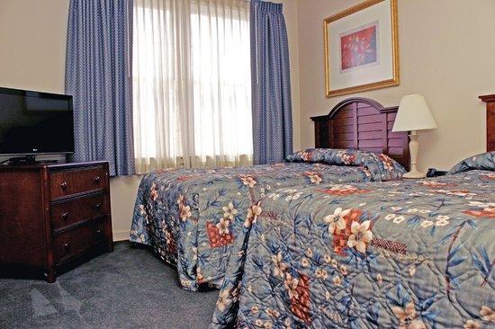 Ebb Tide Suites: 2 Double Bedroom