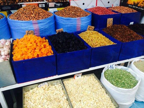 Riad El Maati : Market