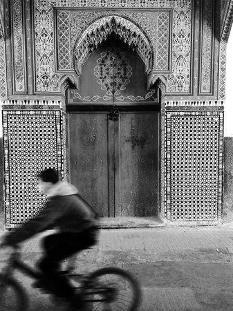Riad El Maati : Local building