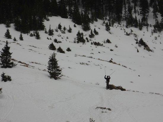 Taos Snowshoe Adventures : Snowshoeing Taos, NM