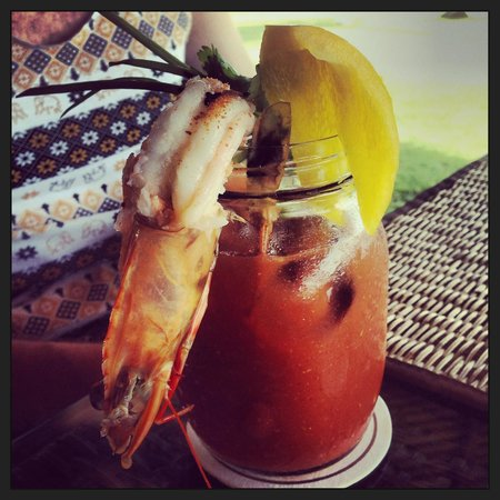 View Point Resort: The View Point Bloody Mary