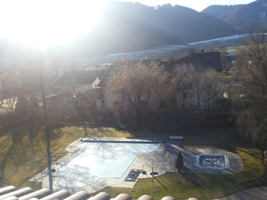 Ferien- und Wellnesshotel Windschar: piscina estiva