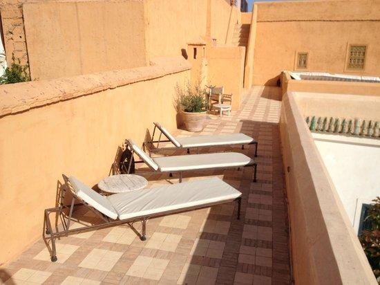 Hotel & Spa Riad Dar Sara: dakterras