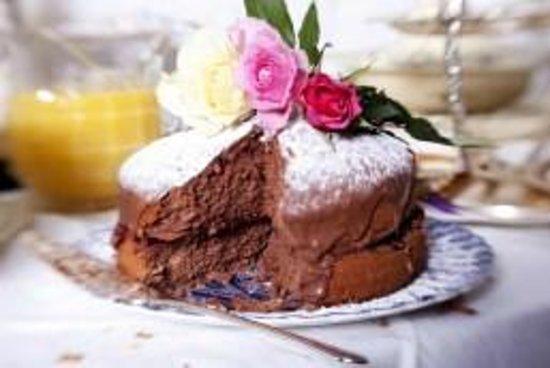 Poplar Tree Garden Centre & Coffee Shop: Scrumptious cake...
