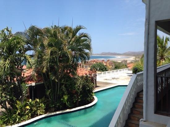 La Colina : view from my balcony