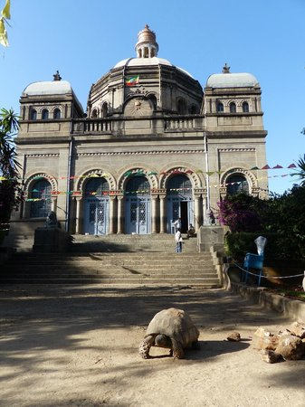 The Mausoleum of Menelik II