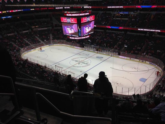 Capital One Arena: Section 421