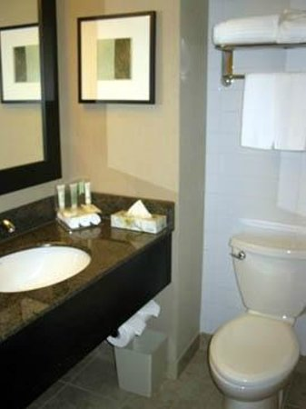 Delta Beausejour Hotel: Bathroom (Delta Beausejour)
