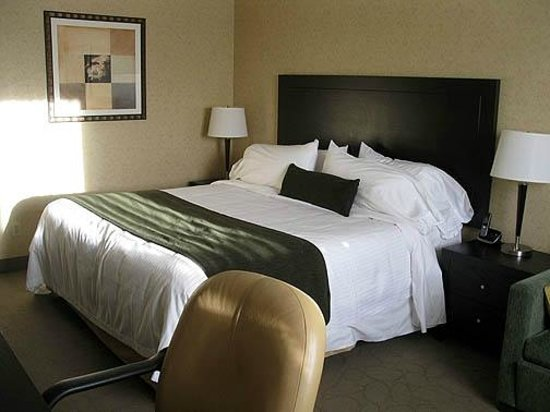 Delta Beausejour Hotel: Interior - King Bed Room (Delta Beausejour)