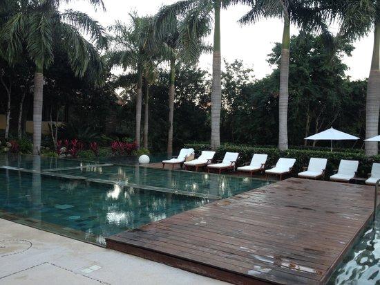 Grand Velas Riviera Maya: Zen pools