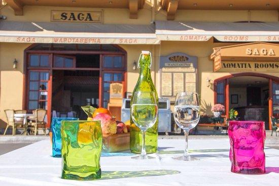 Saga  Fish Taverna: Saga