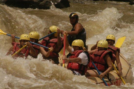 Pacuare River Tours: Para salir de las preocupaciones diarias