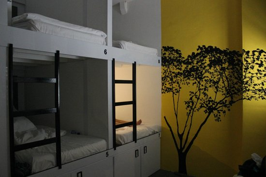 Wink Hostel: My cute corner :)