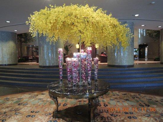 Shangri-La's Far Eastern Plaza Hotel Taipei: ロビー