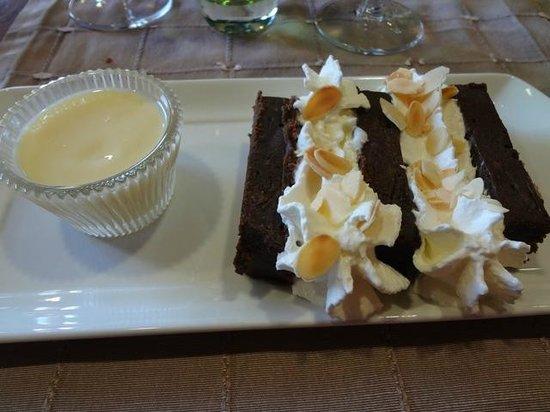 Le Terre Neuvas: Fondant au chocolat
