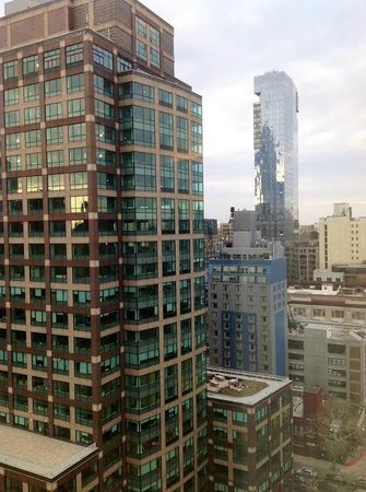 The James New York: Looking north from 1606