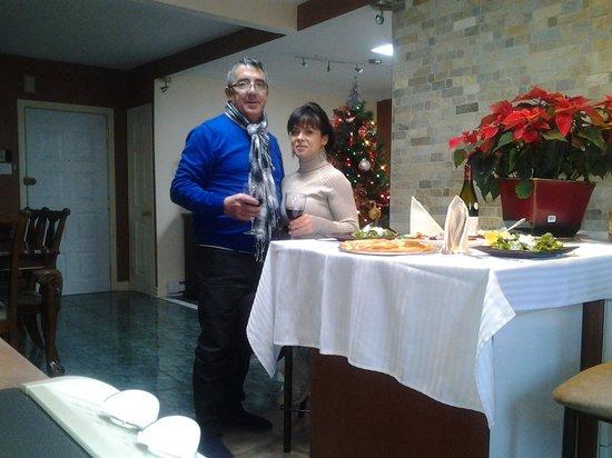 Barberini Hotel: montreal  canada