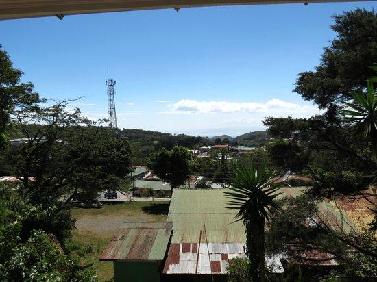 Mar Inn Bed & Breakfast: uitzicht gezamenlijk balkon