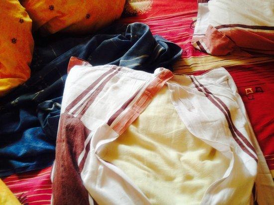 Chez Aina : L'état des oreillers