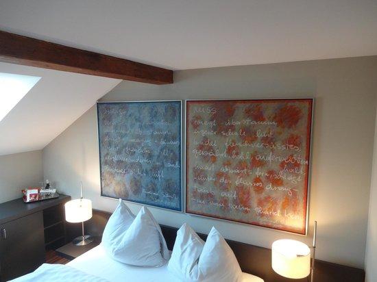 Altstadt Hotel: single room superior