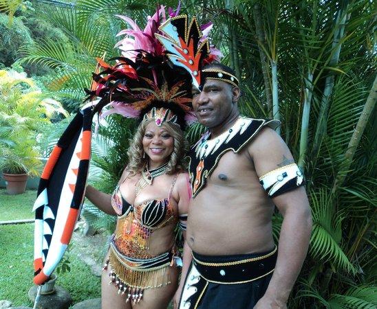 Samise Villa: Carnival 2014