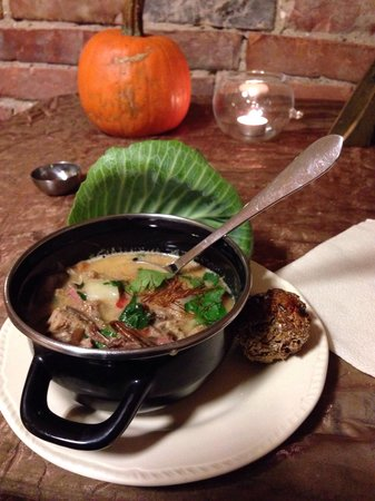 Restauracja Toga : Soup