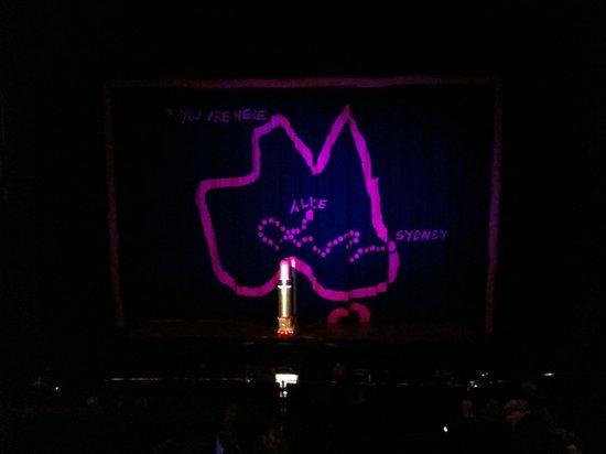 Edinburgh Playhouse : Priscilla Queen of the Desert Tour