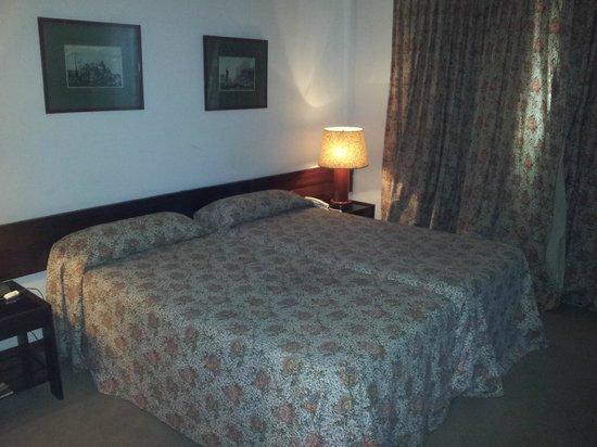 Hotel Libertador: Habitación de la suite