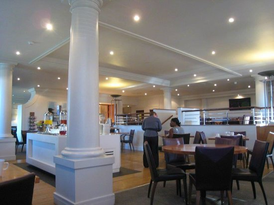 Holiday Inn Leeds Brighouse: Breakfast/dining Room